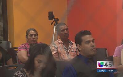 Inmigrantes, decepcionados por fallo sobre acción ejecutiva