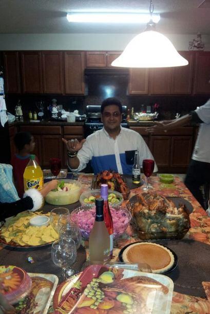 En familia y con deliciosos platillos, así celebraron nuestros televiden...