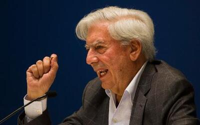 Mario Vargas Llosa criticó violaciones a la libertad de expresión