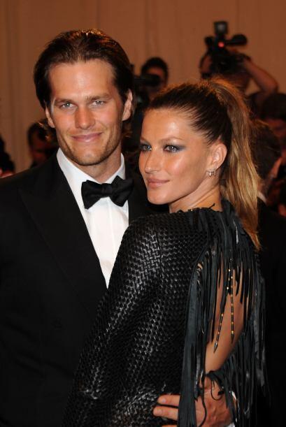 Tom Brady y Gisele Bündchen son una pareja de alto voltaje. Mira aquí lo...