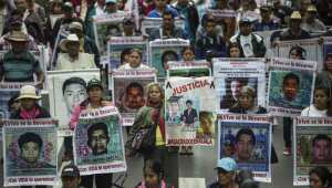 Los 43 estudiantes de Ayotzinapa