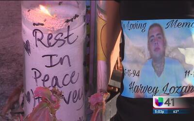 Decenas de personas del oeste de San Antonio reúnen fondos para el funer...