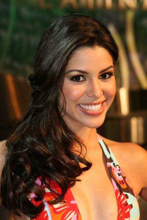 Esta chica es una reconocida modelo y representó a Puerto Rico en Miss M...
