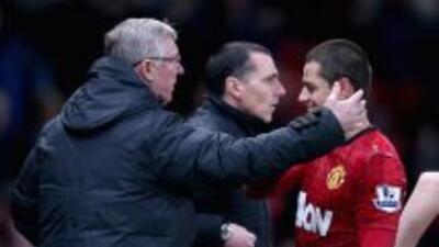 La decisión de Ferguson por fichar a Hernández antes que a Özil se conoc...