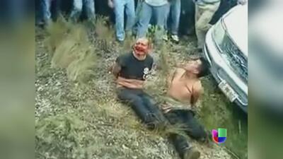 Toman la justicia por mano propia en un estado al sur de México