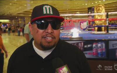 Univision Deportes ya está calentando la pelea Canelo vs Khan