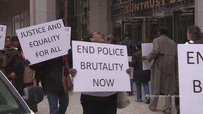 Aumentan protestas por la muerte de Freddie Gray