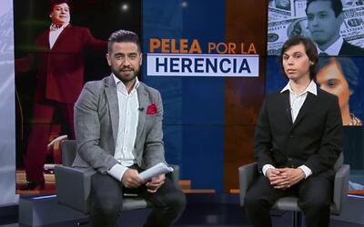 Joao Aguilera, hijo de Juan Gabriel visitó nuestro estudio para hablar d...