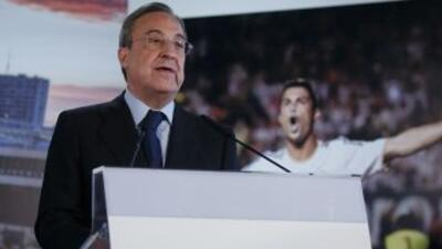 Florentino Pérez.