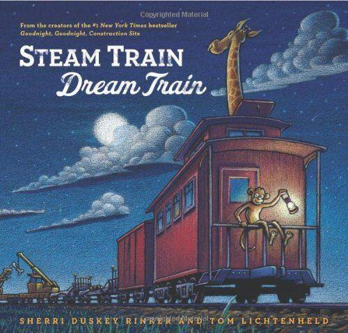 STEAM TRAIN, DREAM TRAIN - El tren del sueño se detiene en la est...
