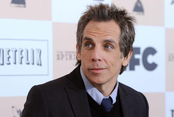 Ben Stiller nació el 30 de noviembre de 1965.