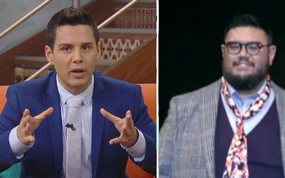 Alejandro Chabán habló de la controversia por desfile de caballeros tall...
