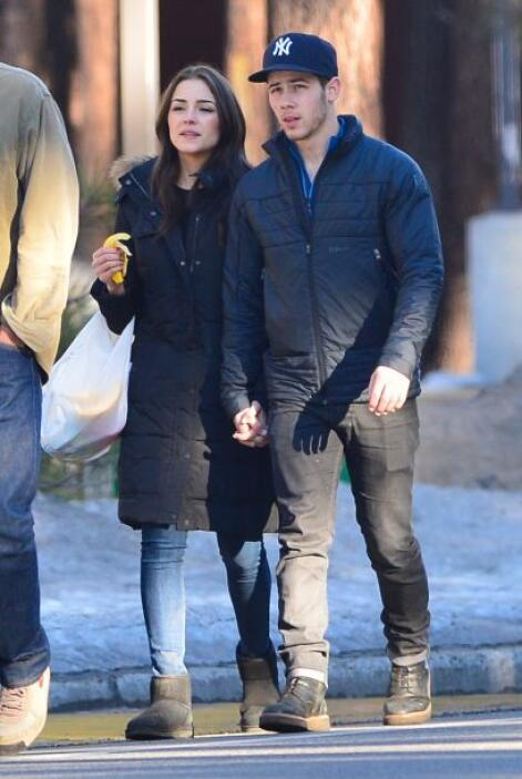 Una de las parejas mejor vestidas cada semana son Olivia Culpo y Nick Jo...