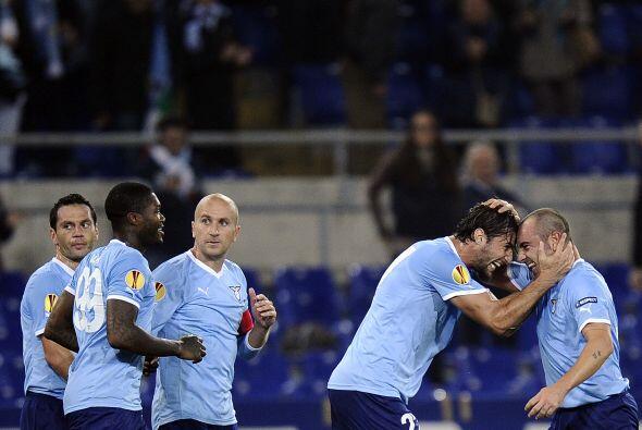 Un gol de Christian Brocchi fue suficiente y otro encuentro que se defin...