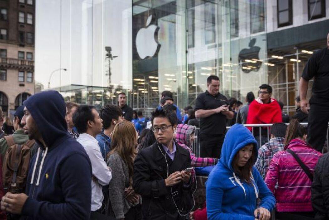 El nuevo iPhone se se podrá adquirir a partir del 28 de septiembre en ot...