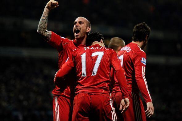 Con sólo cuatro minutos para el silbatazo final, los 'Reds' logra...