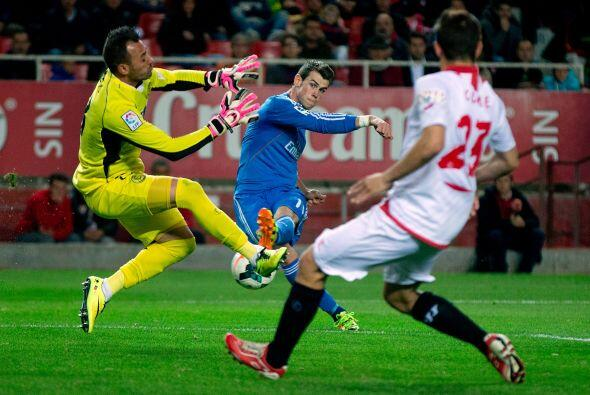 Los 'Merengues' se metían a la casa del Sevilla, un equipo también oblig...