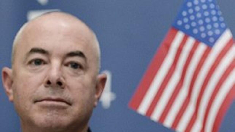 Alejandro Mayorkas, subjefe de la seguridad nacional de Estados Unidos.