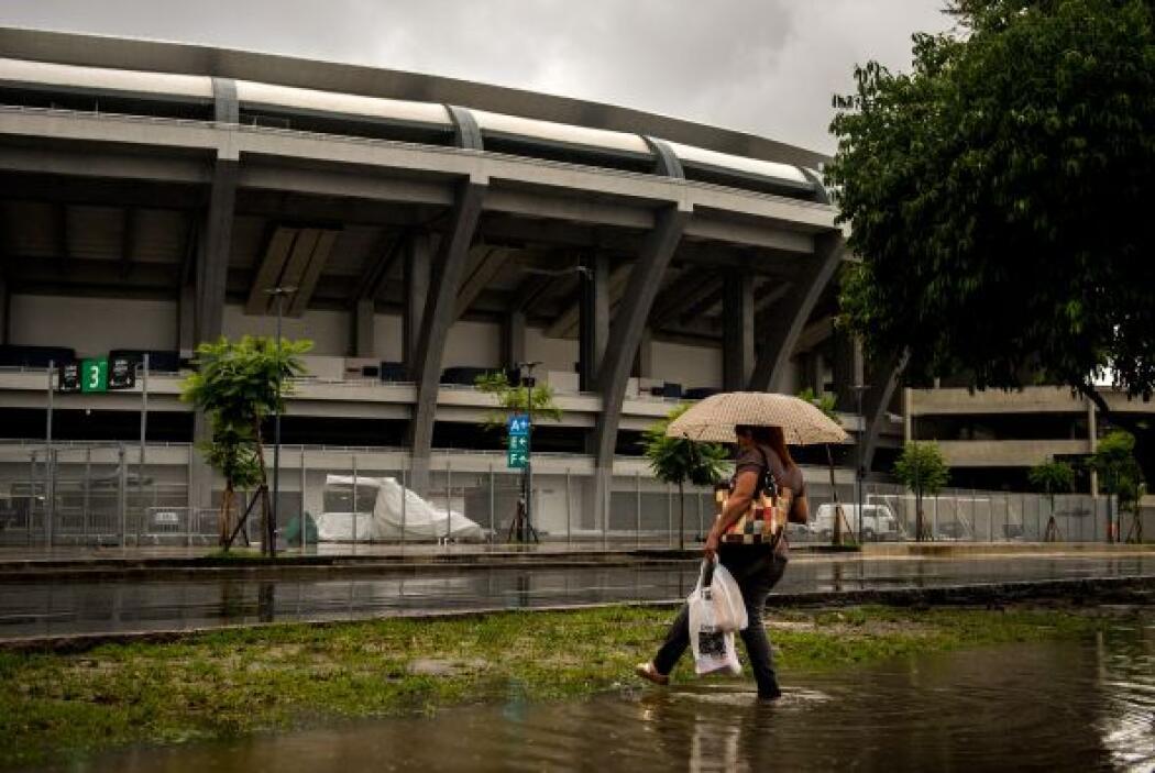 """En el estadio """"no hubo problemas"""" con el campo ni las instalaciones, dij..."""