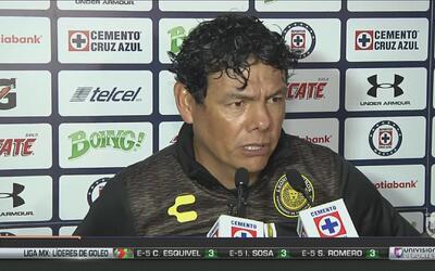 """Joel Sánchez: """"No tengo nada que reprochar a mi equipo"""""""