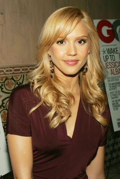 """Con un """"blondie"""" espectacular y ahora sí bien hecho, esta belleza declar..."""