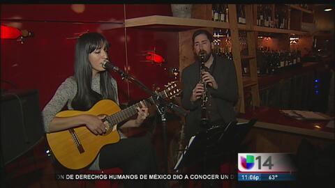 Cantante le rinde homenaje a Juan Gabriel