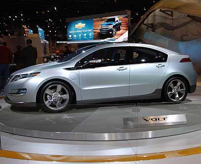 Chevy Volt 2011 El eléctrico de General Motors ya está en producción y s...