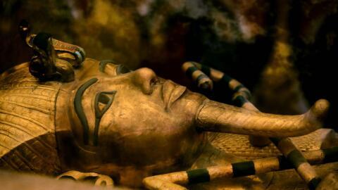 Sarcófago de Tuntankamon
