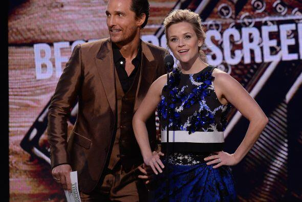 McConaughey y Reese Witherspoon. Mira aquí los videos más...