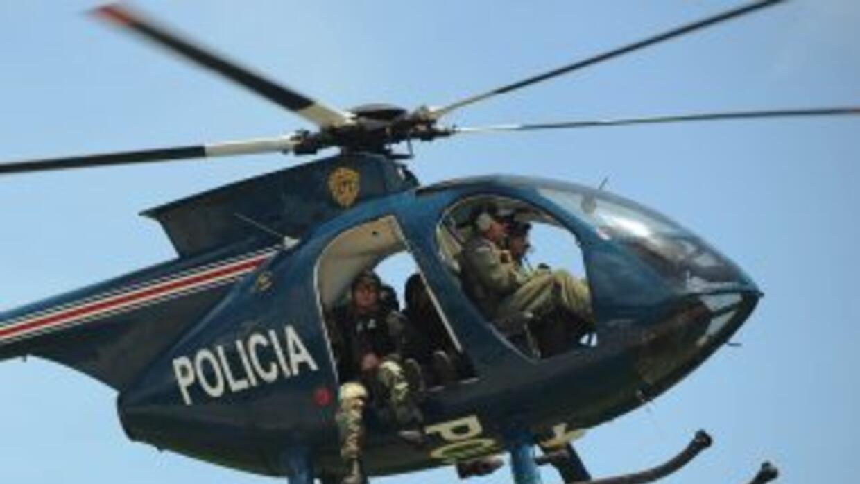La policía de Costa Rica detuvo a cuatro hombres, que transportaban una...