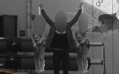 Rechazan la difusión de una fotografía racista tomada en una escuela de...
