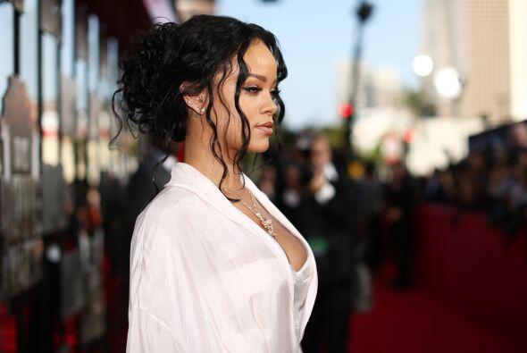 Fabulosas perlas. Separadas una a una, como lo prefiere Rihanna, as&iacu...
