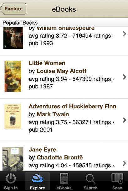 Además,  te podrá ayudar cuando no encuentres un libro en la biblioteca...