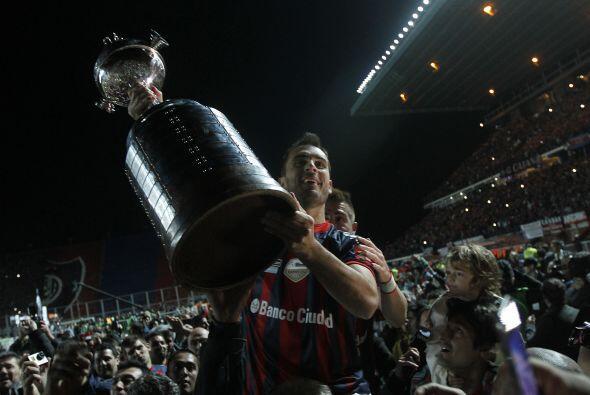 El San Lorenzo tuvo un semestre de ensueño al ganar la Copa Liber...