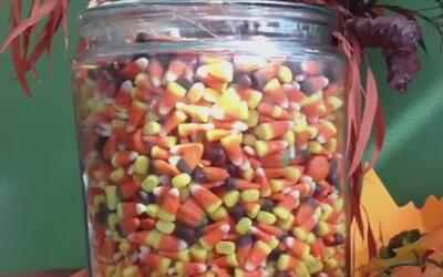 Candy Corn, el dulce favorito de los texanos para Halloween