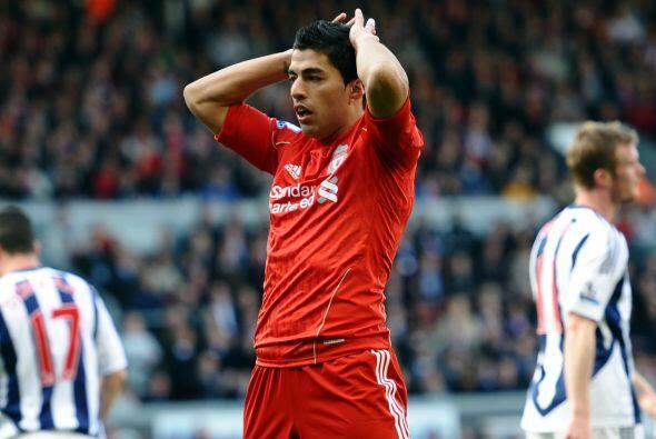 Liverpool no encontró la forma de igualar las cosas y cayeron por 1-0.