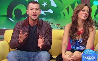 Aleyda Ortiz y Carlos McConnie se preparan para Premios Juventud