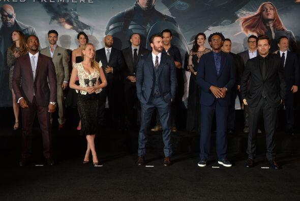 Captain America TWS