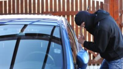Mira lista de los autos más robados en abril.