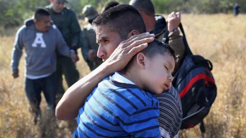El gobierno de Obama está preocupado por un aumento en el número de niño...