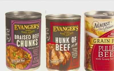 Retiran del mercado comida para perro por posible contaminación con una...