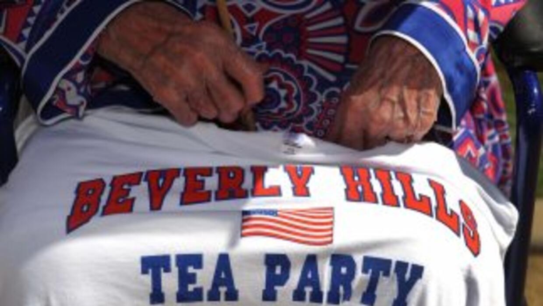 El movimiento ultraconservador conocido como Tea Party tiene posibilidad...