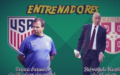Estados Unidos vs. Serbia: en el duelo de técnicos es goleada del Team USA