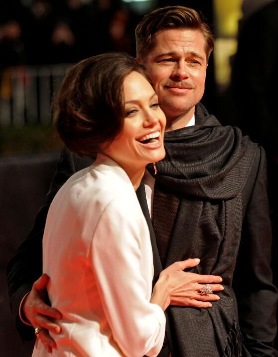 Brad y Angie