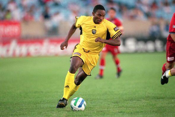 2) JEFF CUNNINGHAM - 134 GOLES | El jamaiquino es el goleador histórico...