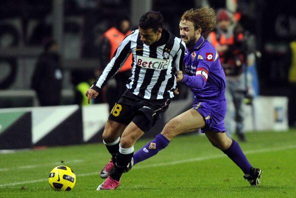 El resultado final fue 1 a 1 y la 'Juve' se alejó del puntero ( e...