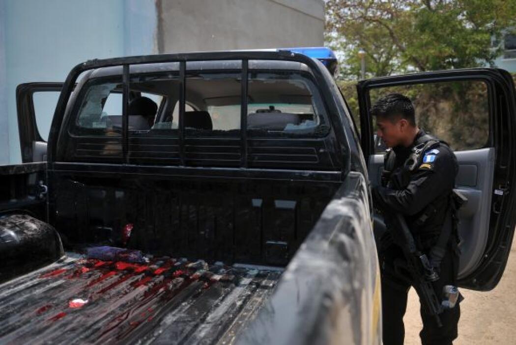 El poderío de 'Los Zetas' se ha extendido a varios países de Centroamérica.