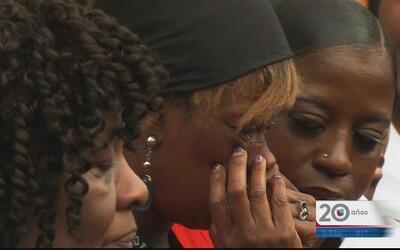 Vigilia en memoria de menor que murió por bala perdida