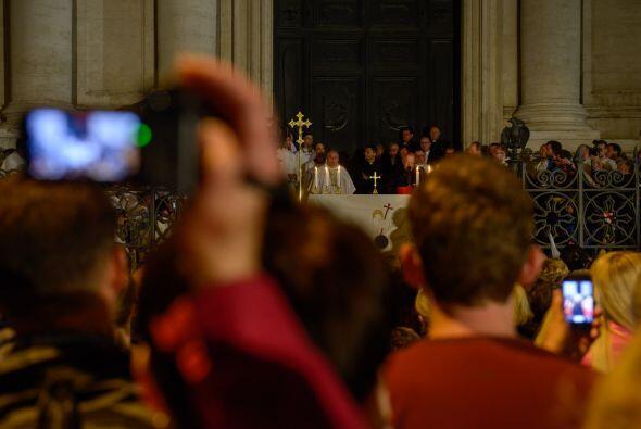 Así como Santa Inés, en la Piazza Navona, San Marcos, en el Campidoglio,...