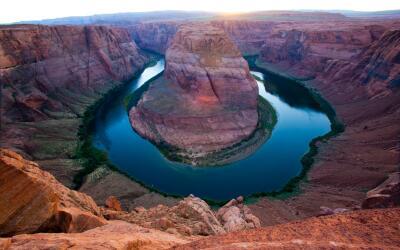 Big Bend del Río Colorado